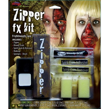 Horror makeup kit for girls
