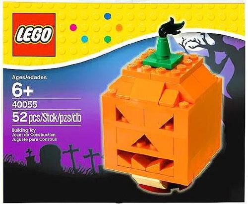 Lego pumkin