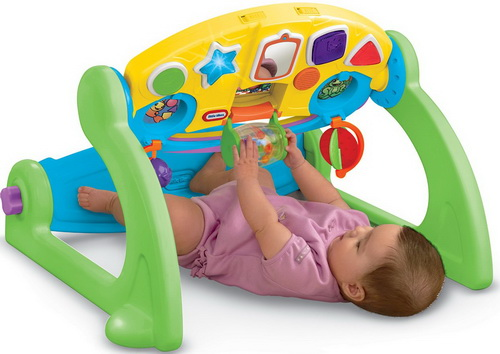 Brain Development Toys : Newborn toys best for baby development and educational
