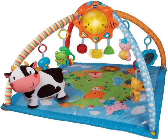 Newborn play toys