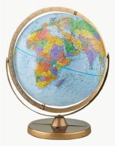 Replogle Pioneer Globe Review