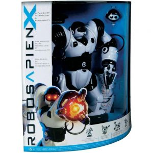 Robosapien X Robot Kit by WowWee