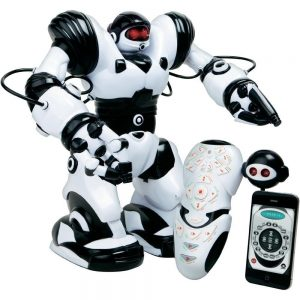 Reviewing Robosapien X Robot