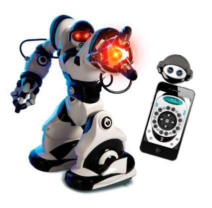 Robosapien X Robot kit by Wowwee for children