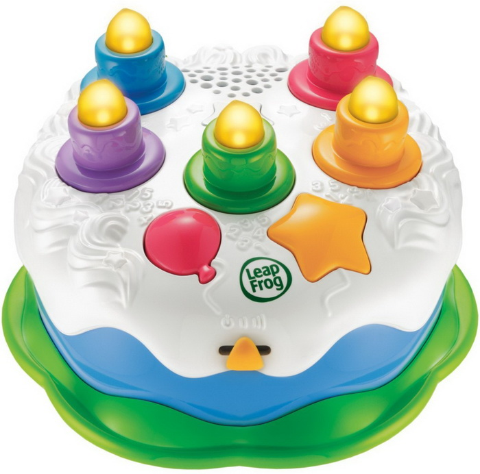 Leapfrog Birthday Cake Toy