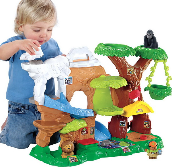 Recommended interactive toys for toddlers boys