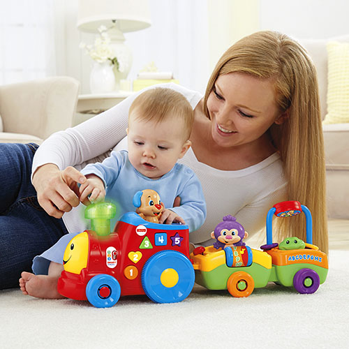 best toys for 6 month old babies  top